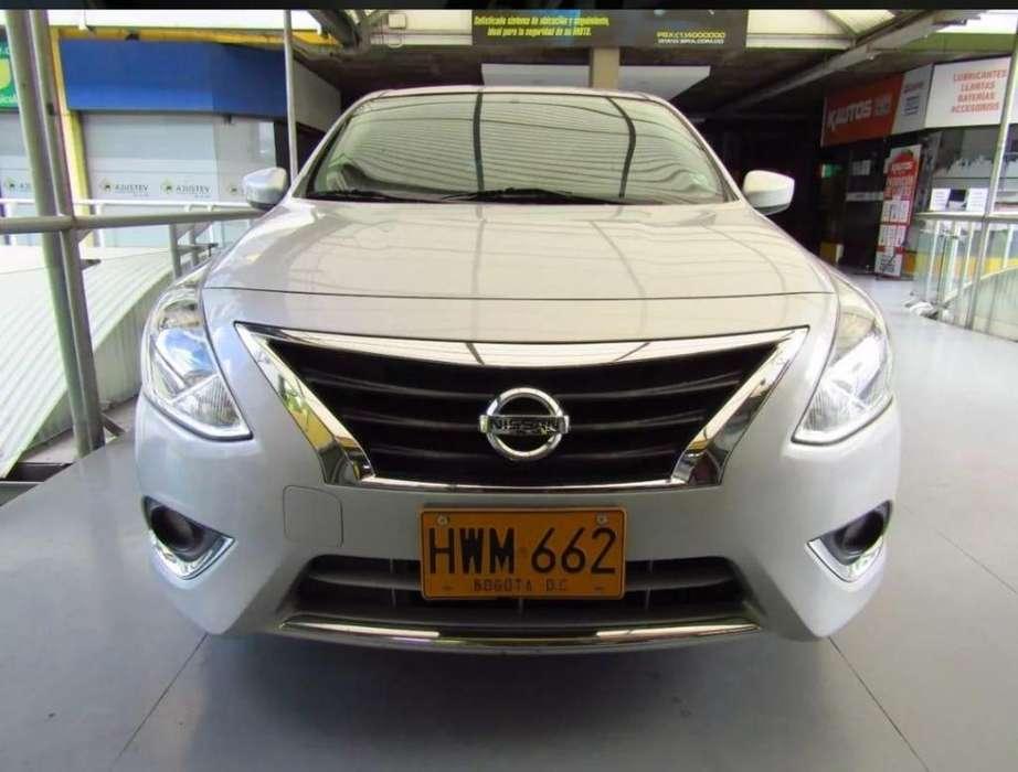 Nissan Versa 2015 - 44500 km