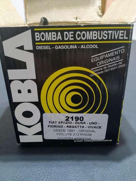 Bomba de Combustible KOBLA