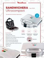 Sandwichera Moulinex