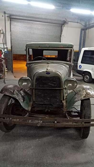 Ford Otro 1930 - 40000 km