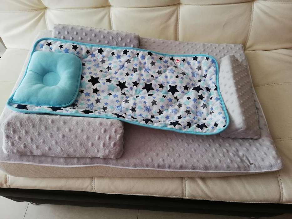 Colchón Antireflujo para Bebé