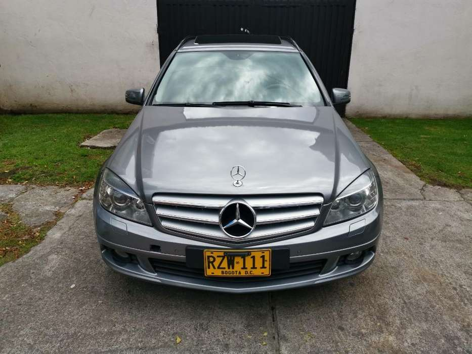<strong>mercedes-benz</strong> Clase C 2009 - 67000 km