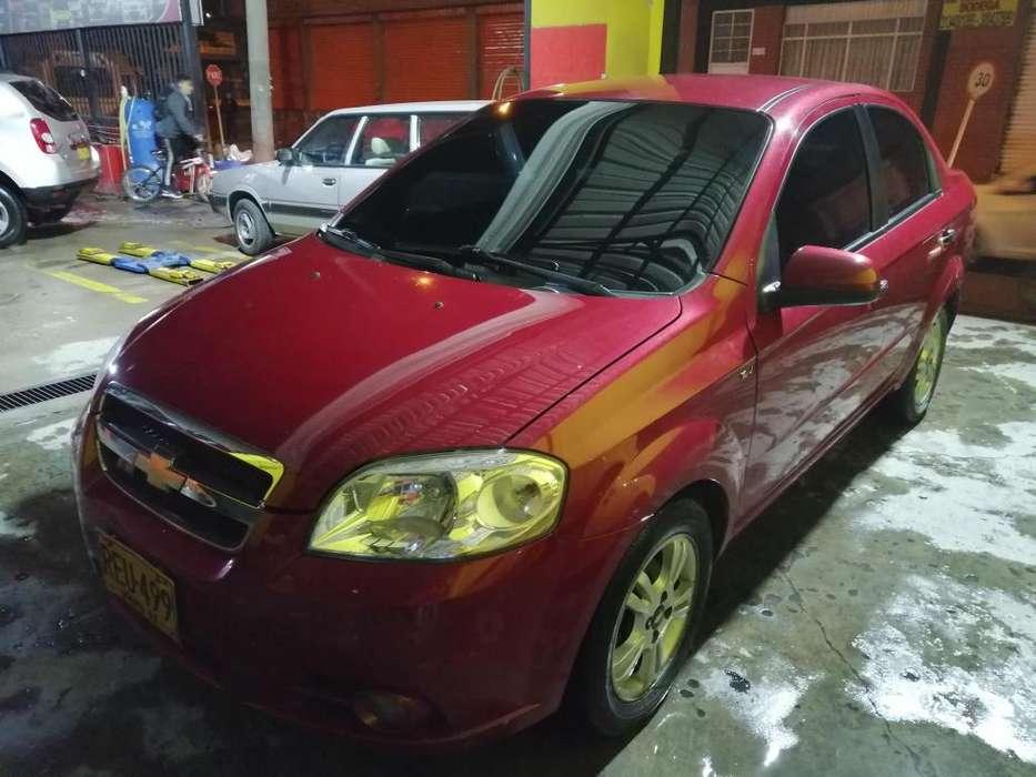 Chevrolet Aveo Emotion 2011 - 122000 km