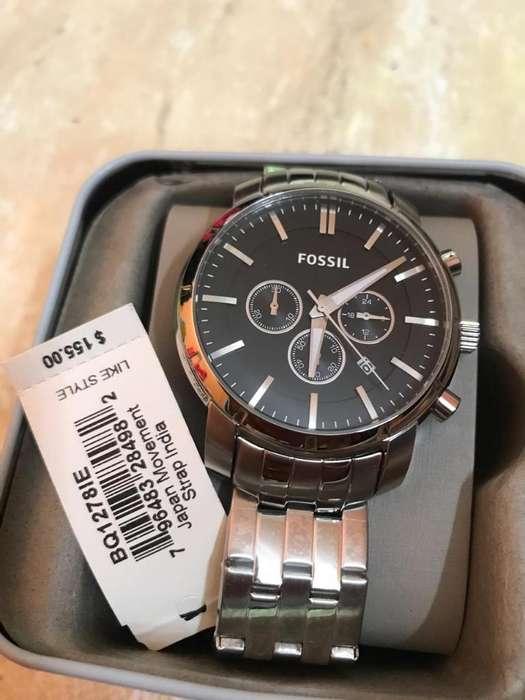 Reloj Fossil Original110 Inf 0988283720