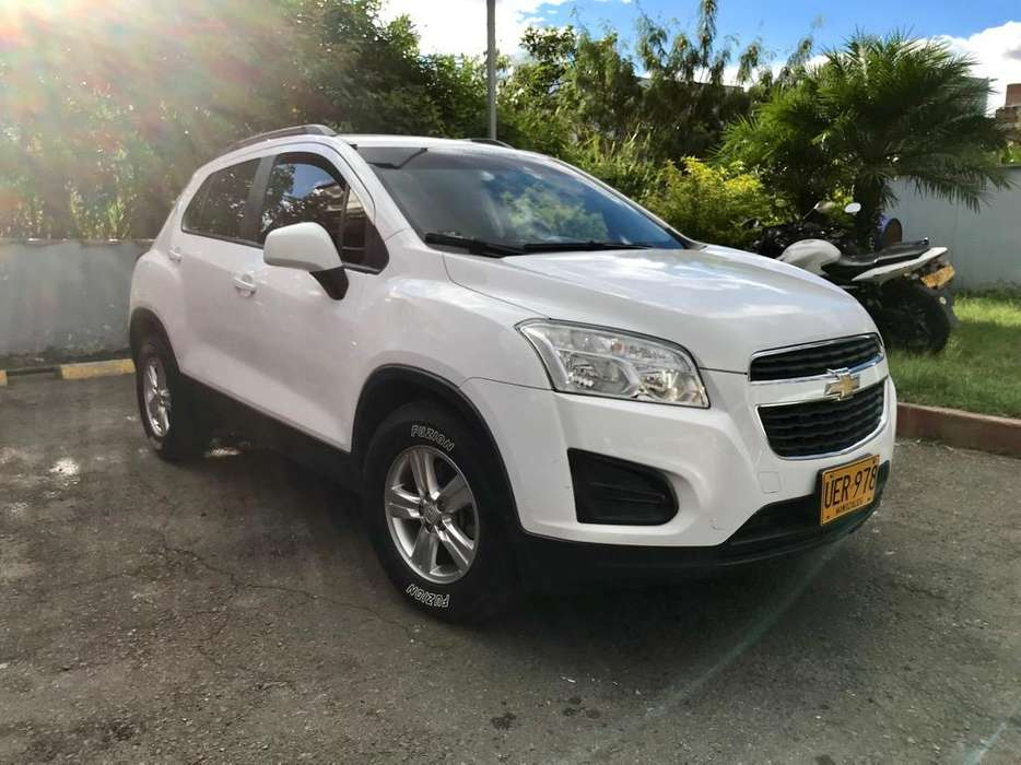 Chevrolet Tracker 2016 - 0 km