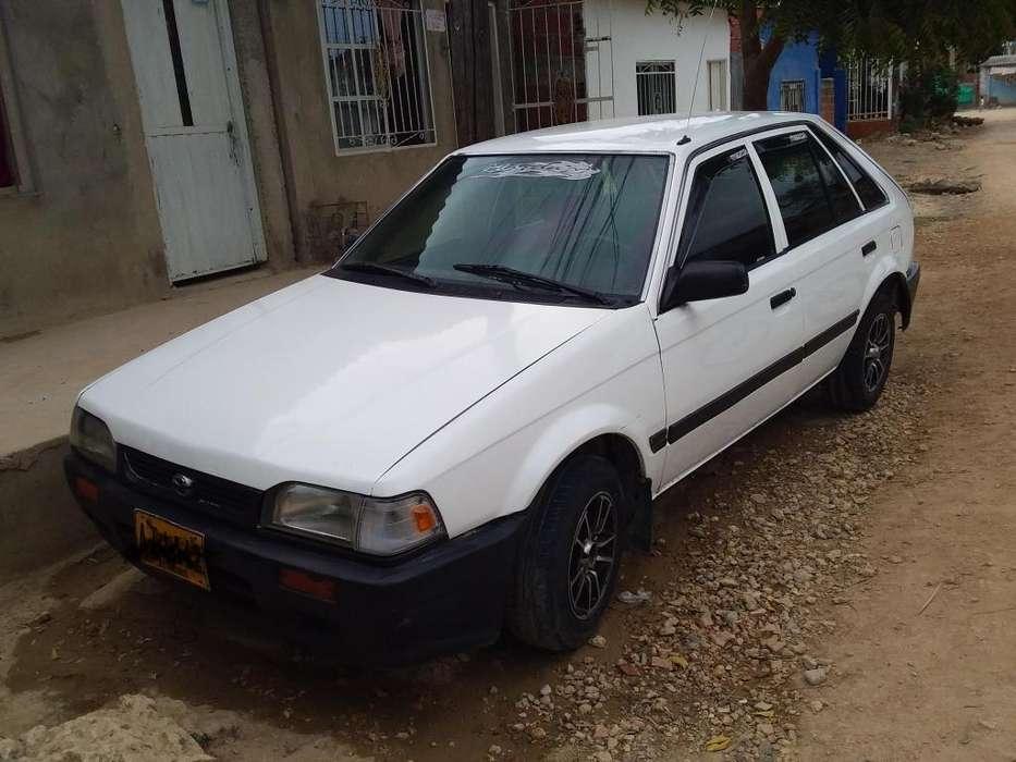 Mazda 323 1983 - 5000 km