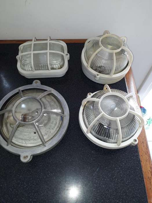 tortugas para iluminación usadas