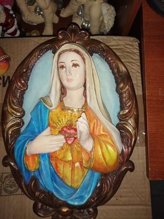 Medallon Sagrado Corazón
