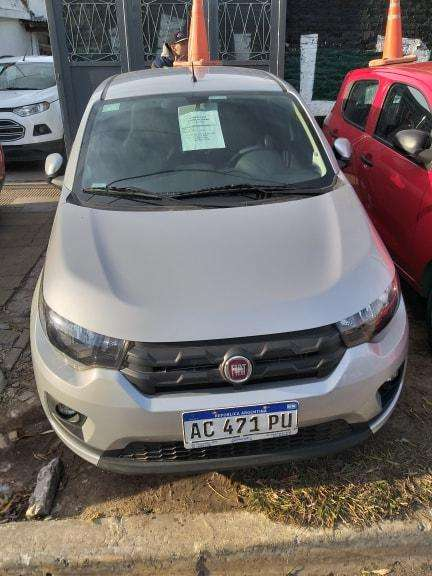 Fiat Mobi 2018 - 10000 km