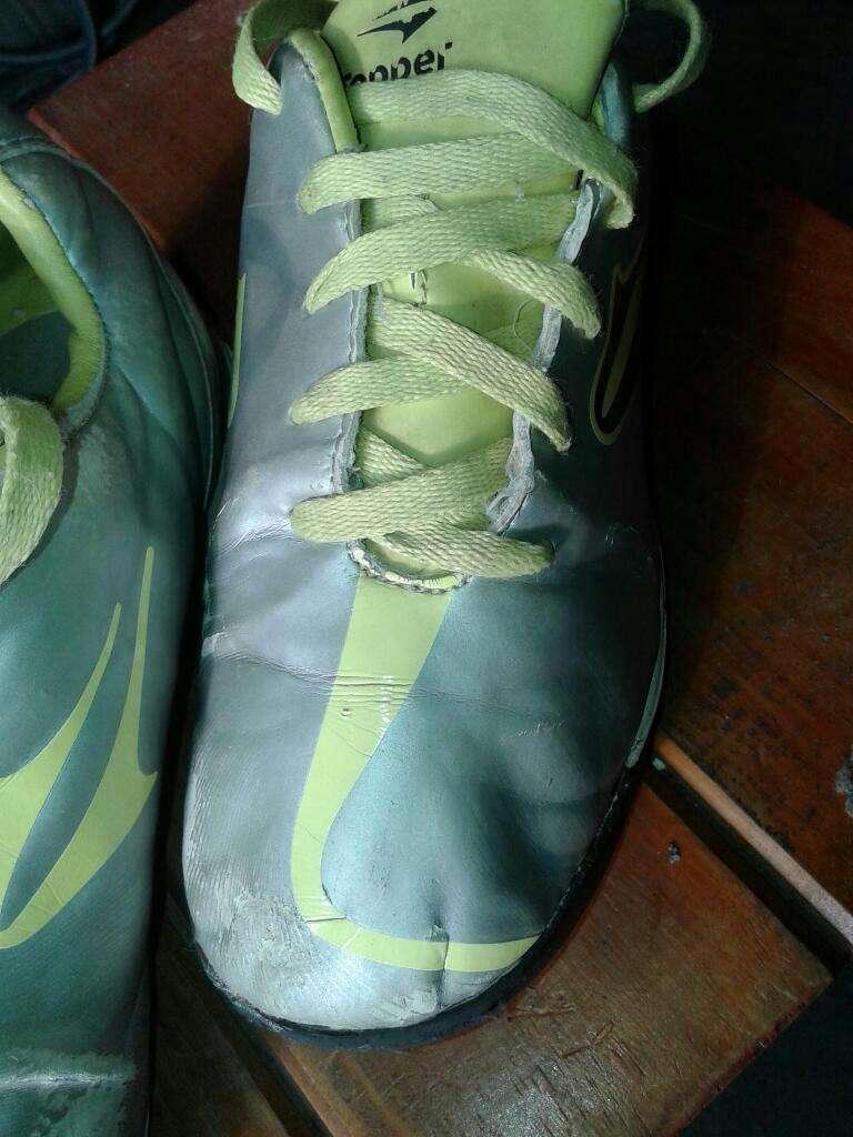 botines papi futbol VLC n 3637