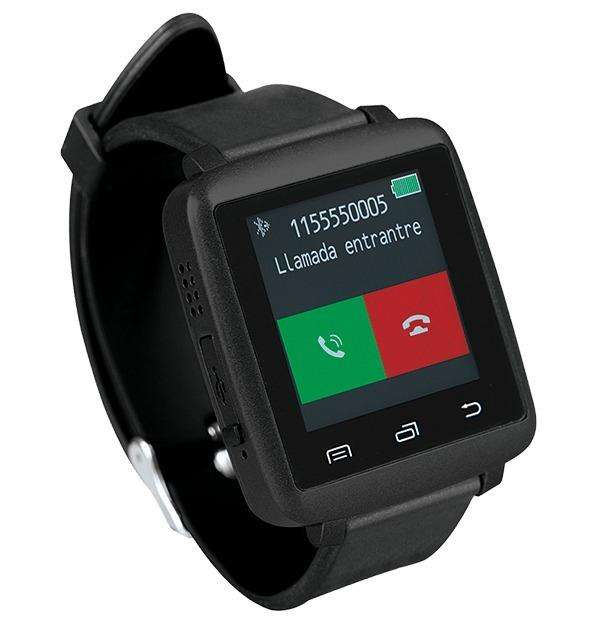 Smartwatch Level Up Zed Bluetooth Podómetro Android Ios