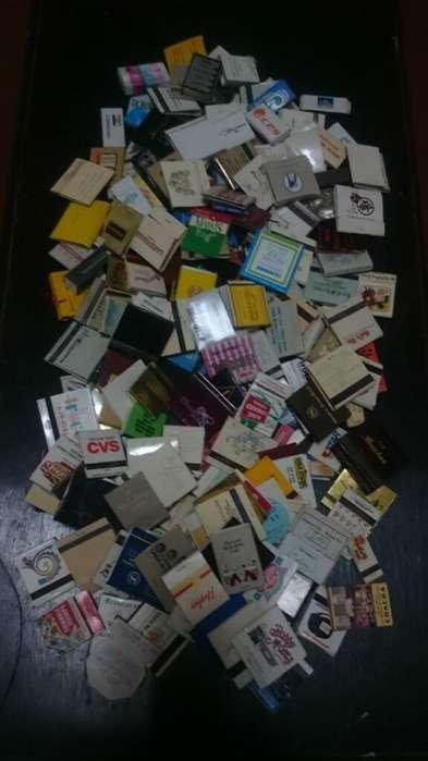 Cajas Fosforos Antigua Coleccion Hermosa