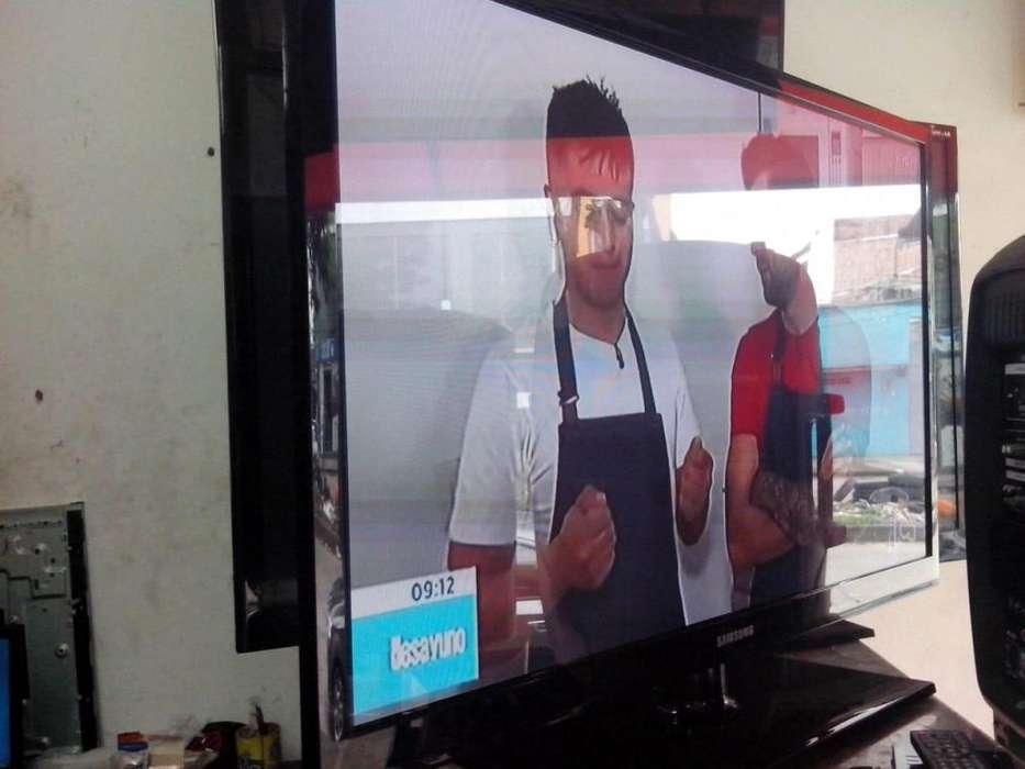 Vendo TV Samsung Plasma 43 pulgadas