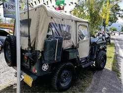 JEEP WILLYS 1946