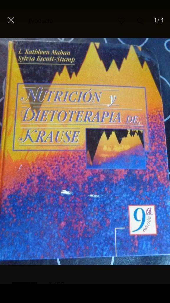 Cuadernillo de Nutricion Y Dietoterapia