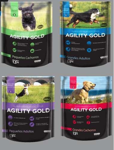 Agility Gold Para Perros
