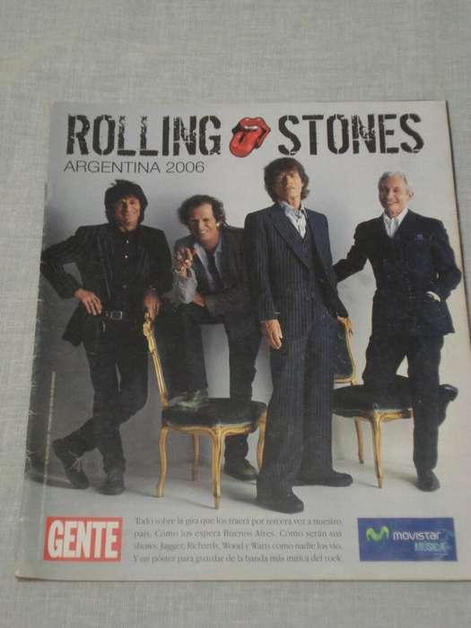 Revista de Los Rolling Stones