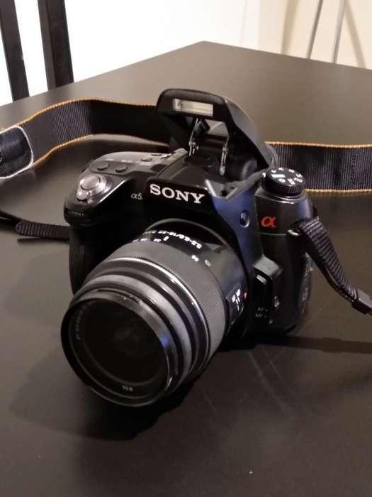 Sony Dslr a 580 Como Nueva
