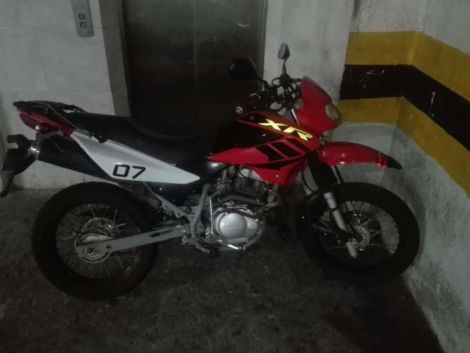 Xr 125 2014