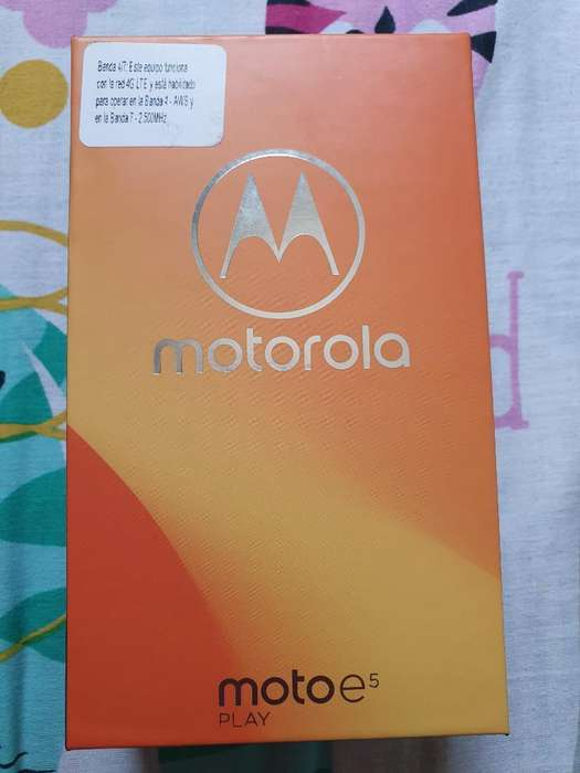 Motorola E5 Play 16gb