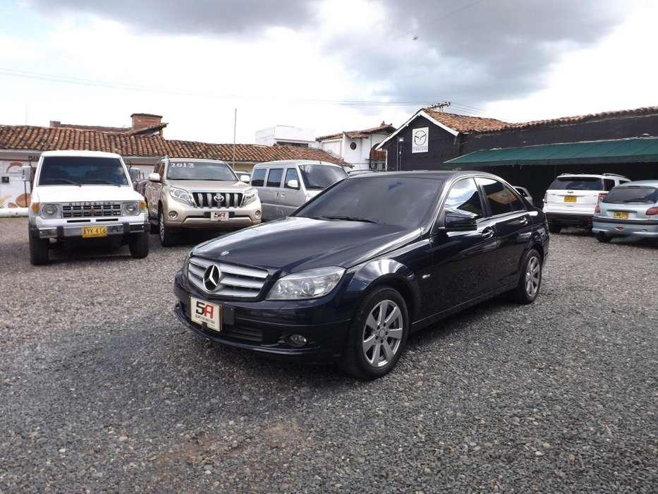 Mercedes-Benz Clase C 2010 - 81000 km