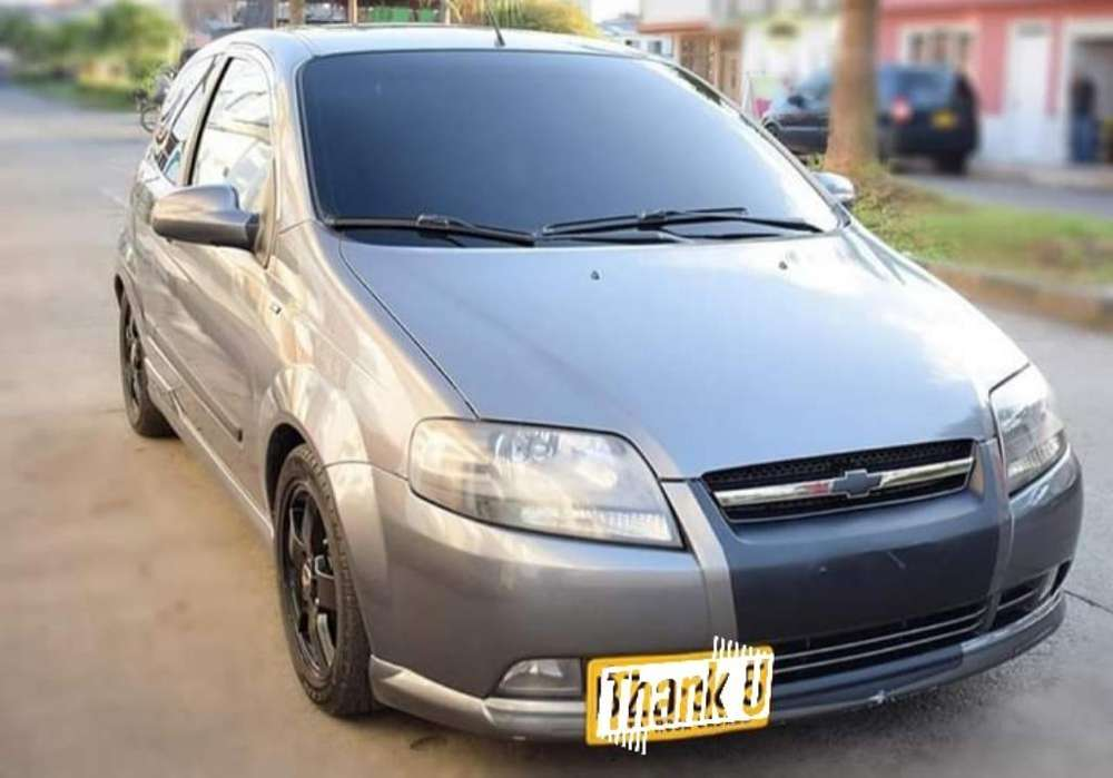 Chevrolet Aveo 2007 - 143000 km