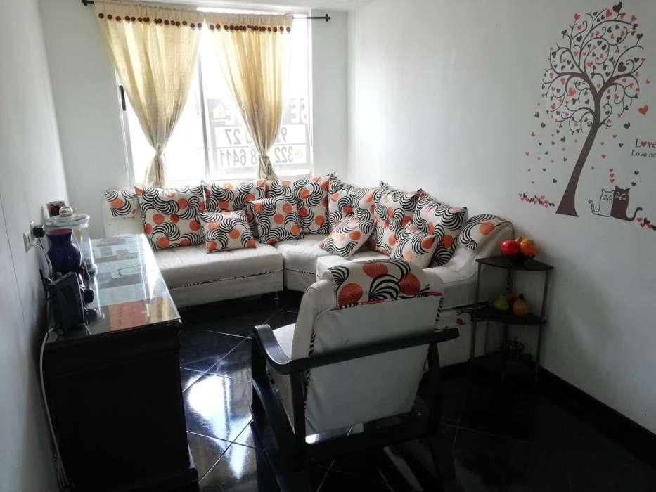 Se vende apartamento en Villas de Granada, piso 6, pisos en cerámica, Cerca de la calle 80, Cod.4674335