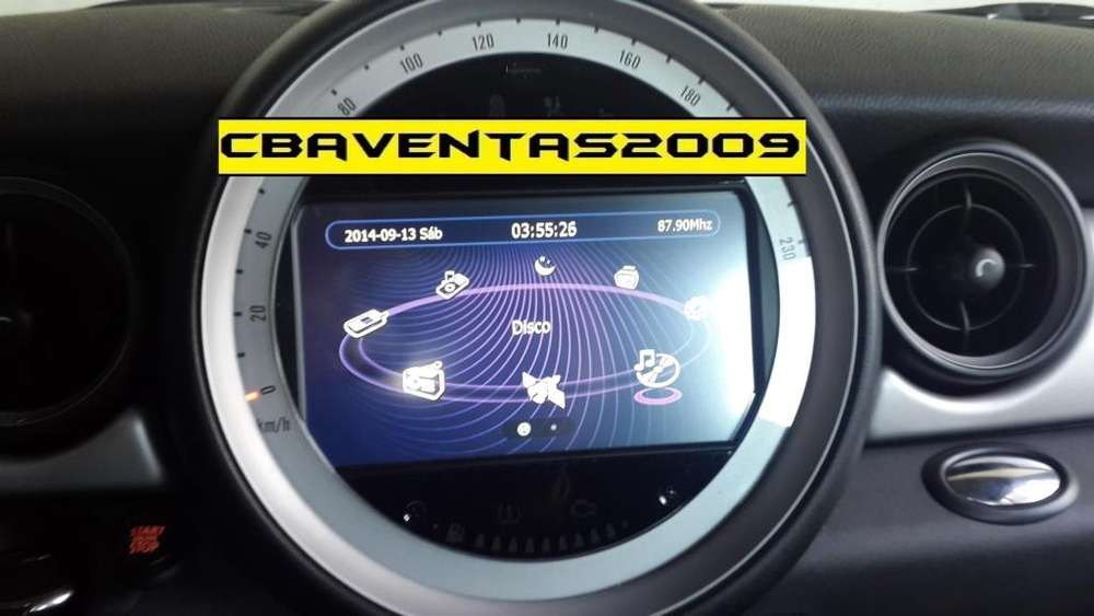 Estereo CENTRAL MULTIMEDIA STEREO PANTALLA <strong>mini</strong> COOPER Gps Android Bluetooth