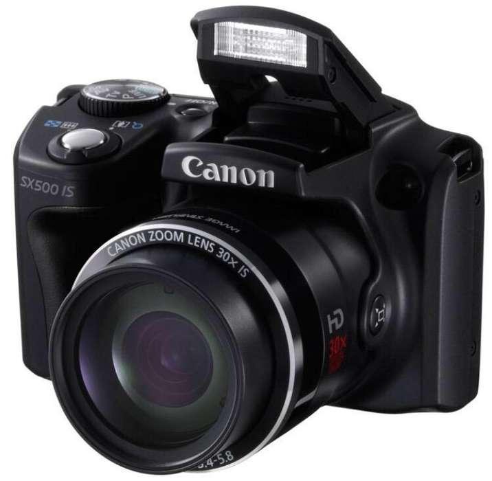 Camara Canon Sx500Ix 0987146029