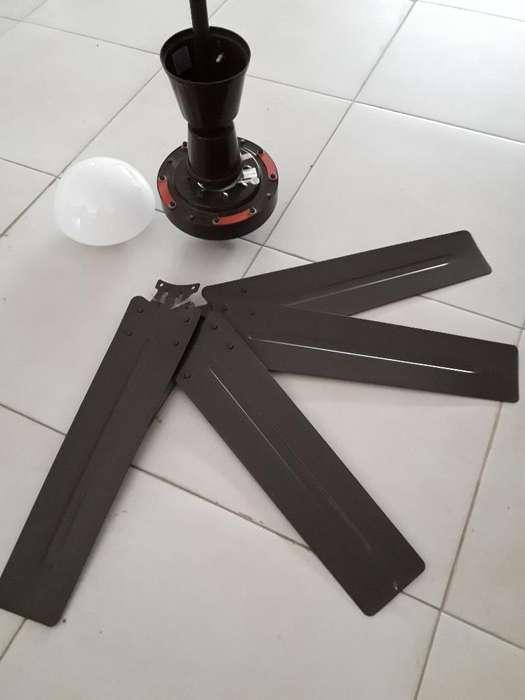 Vendo 2 (dos) <strong>ventiladores</strong> de Techo