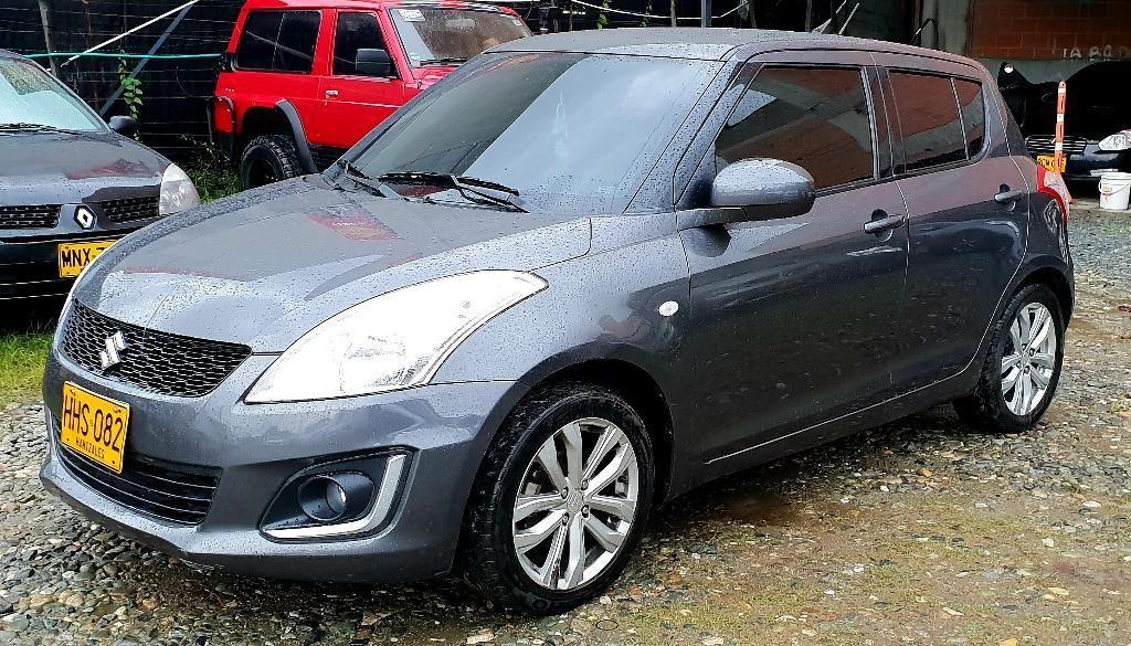 Suzuki Swift Automatico Japones Mod 2014