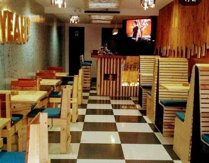Venta hermoso negocio - salón de onces - Café - Té- Comidas