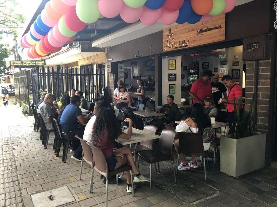 Restaurant en Laueres 1 cuadra del metro (we speak English)
