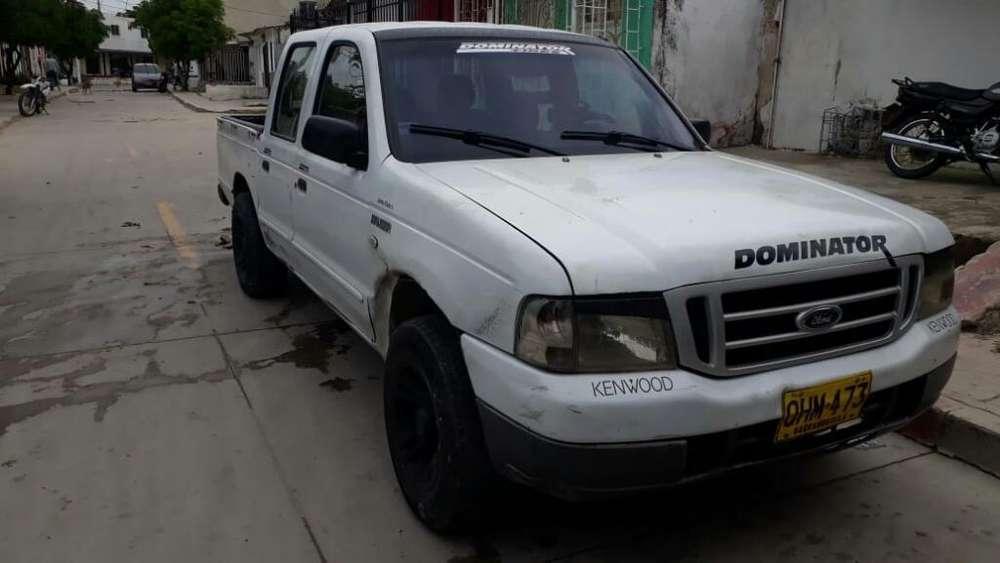 Ford Ranger 2007 - 494345 km
