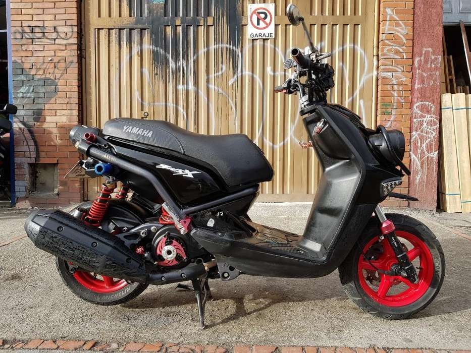 Yamaha Bws X 125 2024 Impecable Gangazo