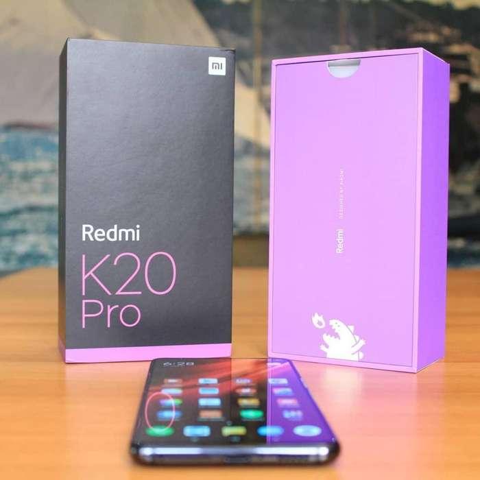 Vendo Xiaomi K20 Pro 256 Gb Y 8 Ram