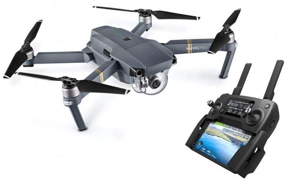 Dron Dji Mavic Go Pro