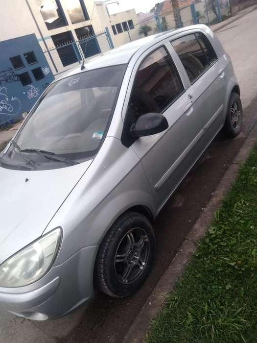 Hyundai Getz  2010 - 132000 km
