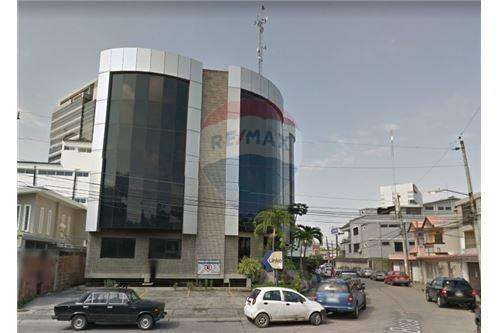 En venta edificio / Av. Francisco de Orellana / Norte de Guayaquil / Cerca de C. C. San Marino