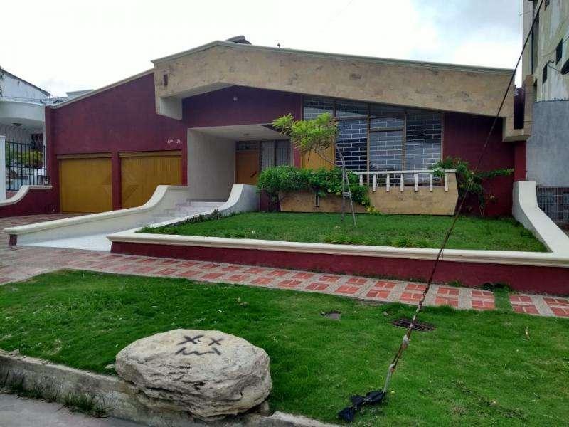 Casa En Venta En Barranquilla La Cumbre Cod. VBIMC9355