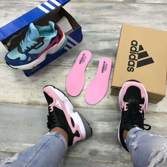 Adidas Falcón para Dama