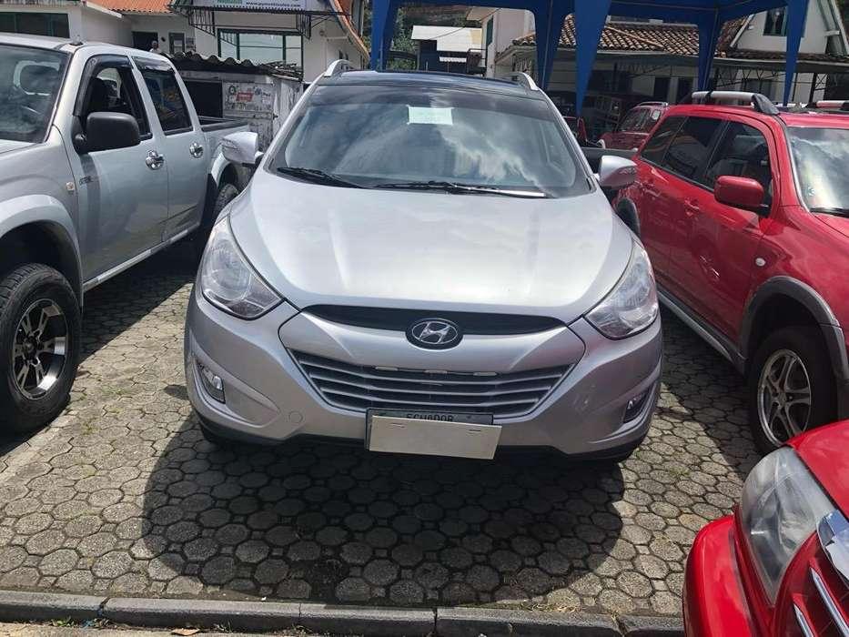 Hyundai Tucson 2012 - 103000 km