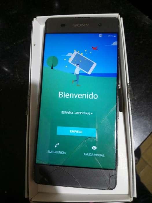 Celular Sony Xa