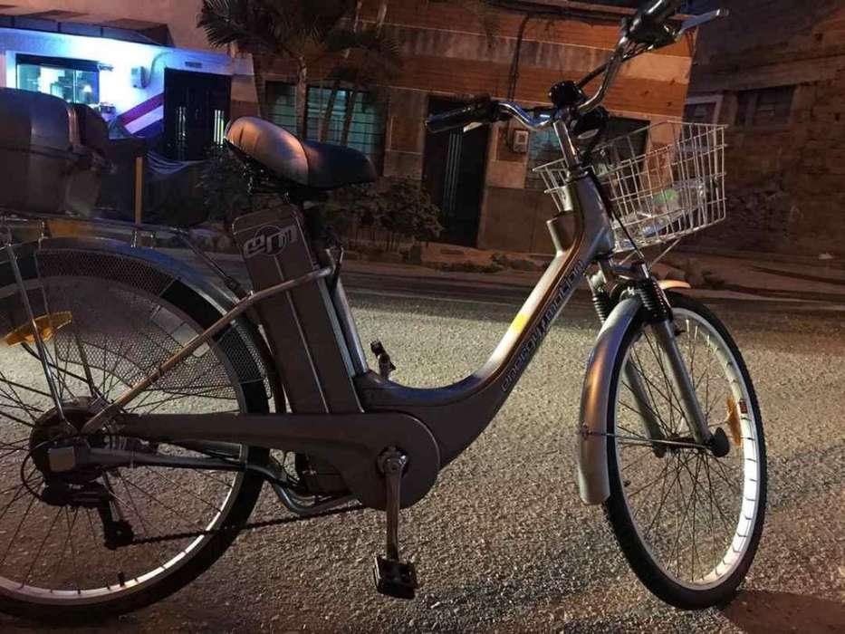 Bicicleta elctrica Energy Motion ganga
