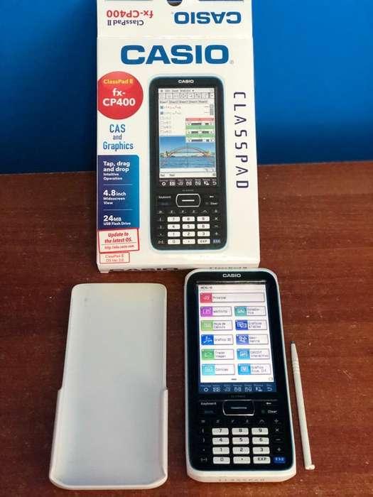 Vendo <strong>calculadora</strong> Classpad Fx-CP400