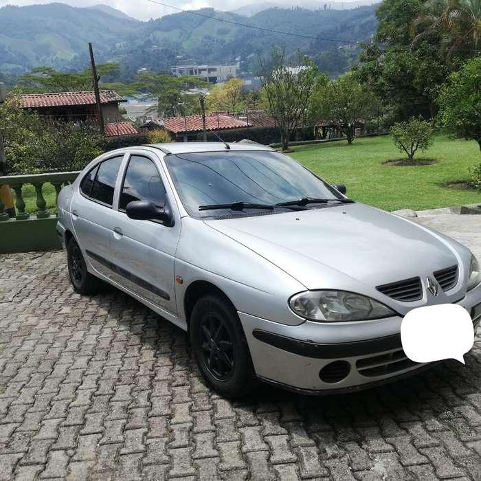 Renault Megane  2004 - 1860000 km