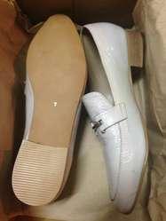 Zapatos Nuevo Cuero Mujer 36/37/38 falabella