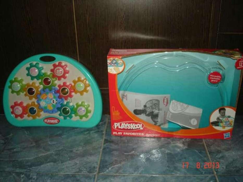 Playsckool Juego con Engranajes Y Luces