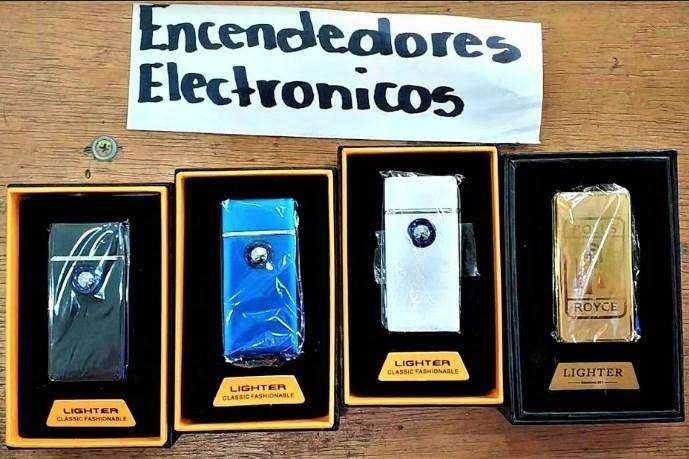 ENCENDEDORES ELECTRONICOS