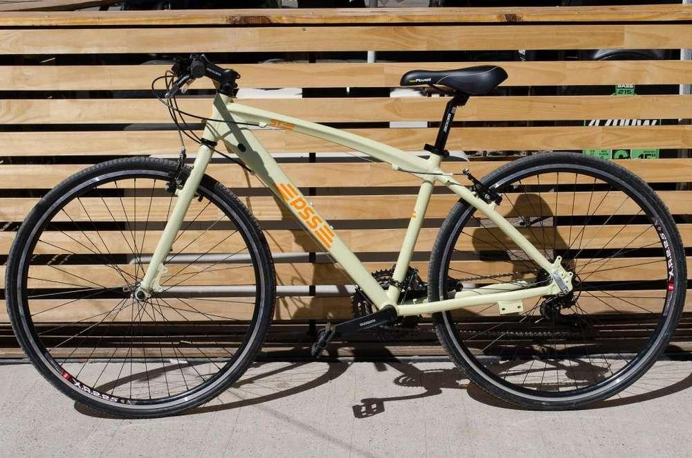 Bicicleta Urbana PSSbikes R28 21 Vel.
